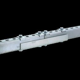 Railverbinder gegalvaniseerd